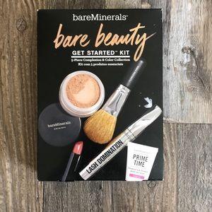bareMinerals bare beauty Get Started Kit Med Beige